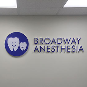 broadway anesthesia location